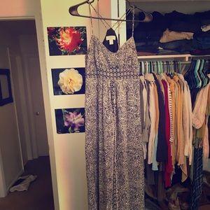 Dresses & Skirts - LOFT full length dress - Size 2